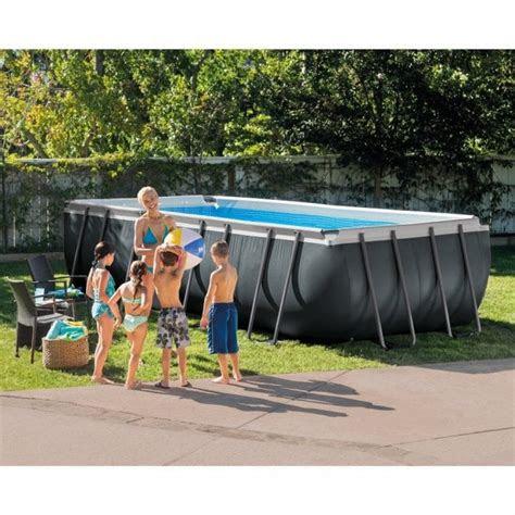 intex xtr rectangular swimming pool ft  ft    deep