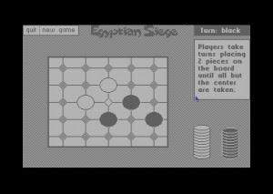 Egyptian Siege