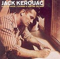 Jack Kerouac album cover