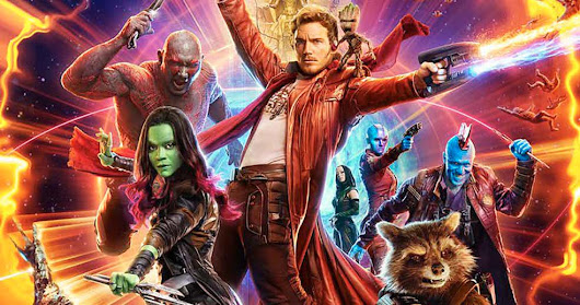 Guardians of the Galaxy 3 Confirmed by James Gunn