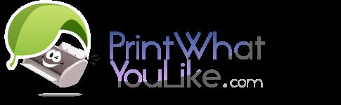Print What You Like