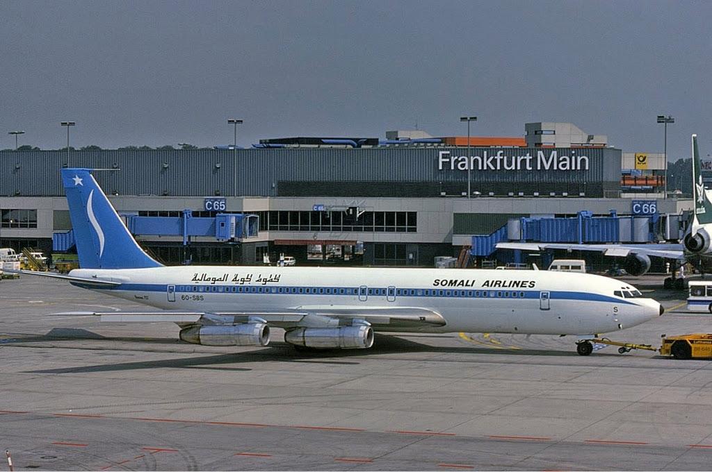 Resultado de imagen de Somali Airlines
