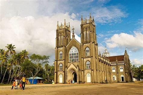 10 Gorgeous & Famous Churches In Kerala
