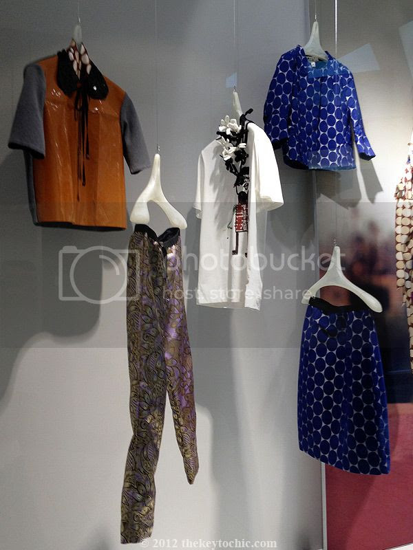 Marni at H&M window display
