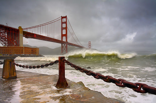 Rust and Surf # 2 - San Francisco