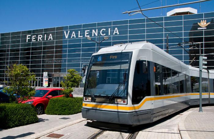 Metrovalencia ofrece servicios especiales a Feria Valencia para acudir a Expojove