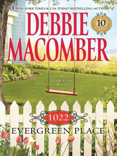 1022 Evergreen Place (Cedar Cove) by Debbie Macomber