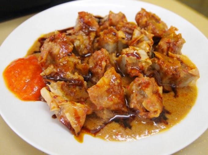 20+ Makanan Tradisional Khas Sunda Jawa Barat (ENAAK PISAN) oleh - caracoding.xyz