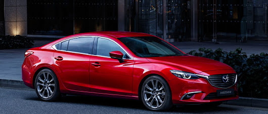 Enjoy Mazda 6 Diesel Engine Range, Perfectly Suitable for your Family