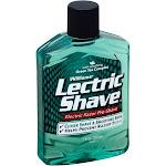 Lectric Shave Pre-Shave Liquid, Original - 7 oz bottle