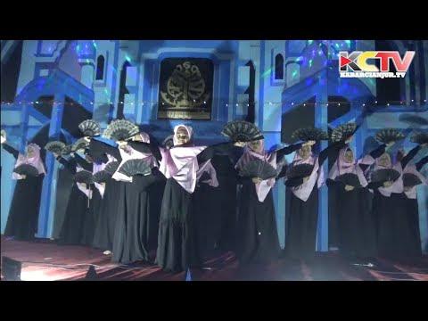 Keren Abis Penampilan Santri Ponpes Modern & Tahfidz Al Muttaqin Badriyah