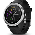 Garmin vívoactive 3 - Smart Watch with Heart Rate Monitor - Black