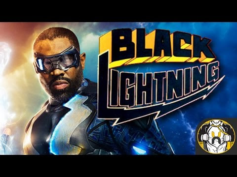 DCTV News: First look at upcoming CW series Black Lightning
