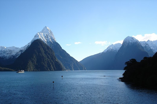 Milford Sound – A Spectacular Wonder of New Zealand  (with images) · JoannaJames