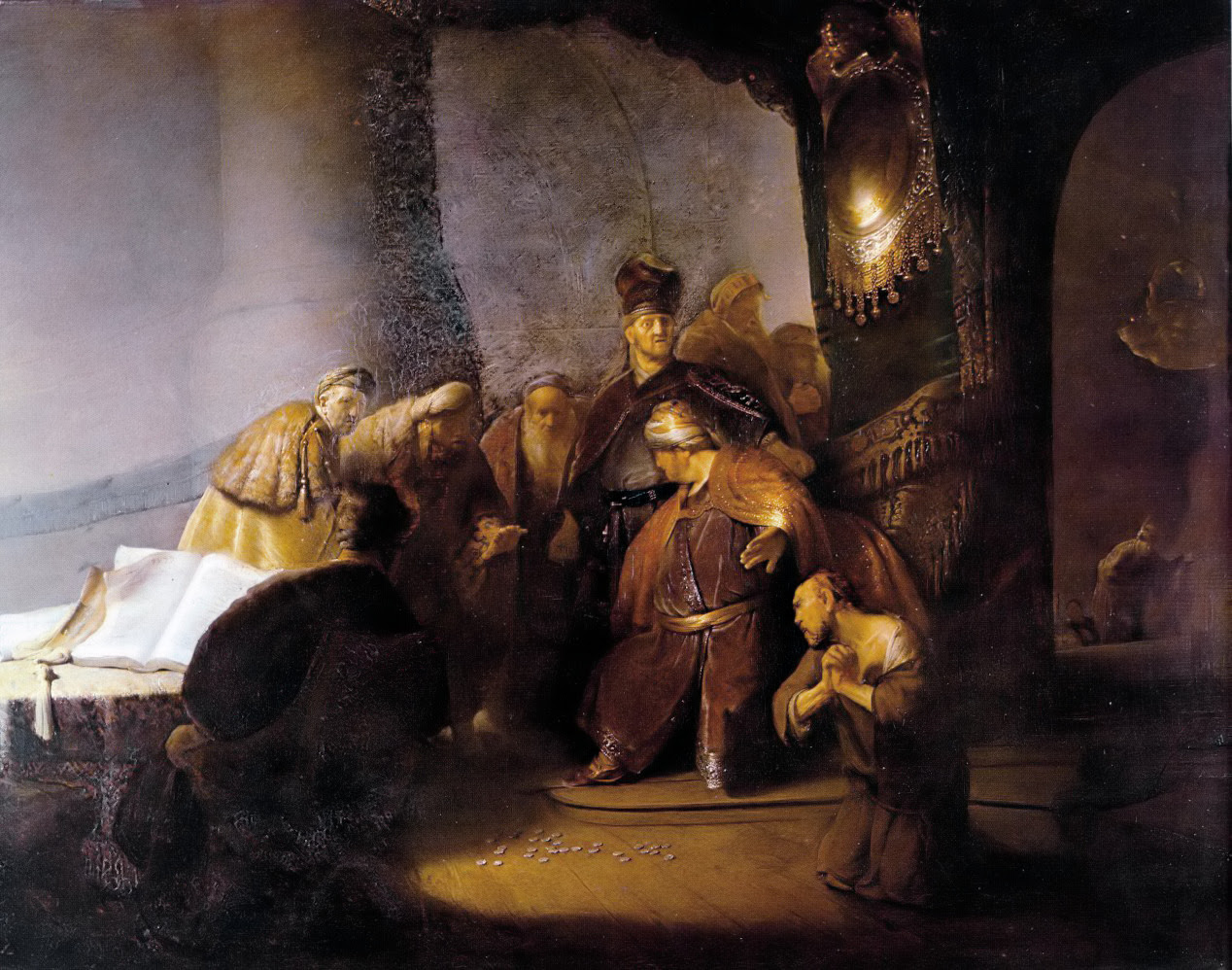 File:Judas Returning the Thirty Silver Pieces - Rembrandt.jpg
