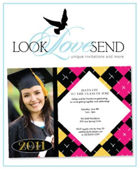 Have Fun and Design Your Own Graduation Announcements