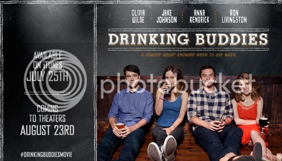 Gossip_dance: New 'Drinking Buddies' Still & Trailer ...