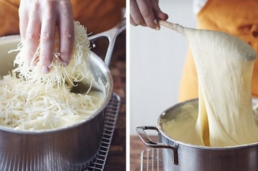 12 Surprisingly Delicious Ways To Cook With Cheese