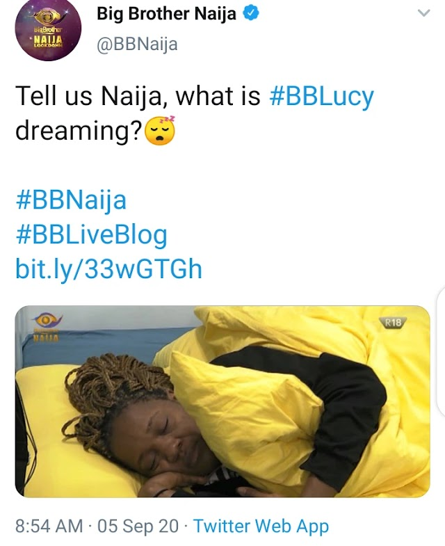 #BBN:See What Was Spotted Behind Laycon's Bed As Organisers Share Photos Of Sleeping House mates