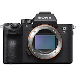 Sony a7R III ILCE-7RM3 42.4 MP Mirrorless Ultra HD Digital Camera - 4K - Black - Body Only