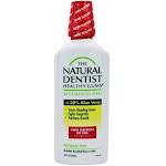 The Natural Dentist Healthy Gums Antigingivitis Rinse Peppermint Twist 16.9 fl oz