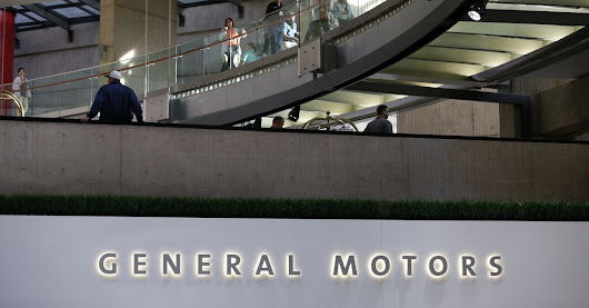 GM Cuts Different Type of Health-Care Deal - WSJ