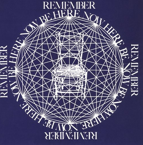 'Be Here Now' Book SIGNED by Ram Dass