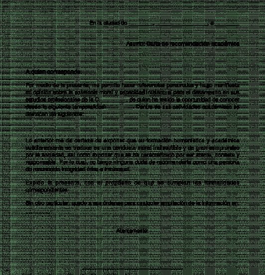 carta de recomendacion word chile