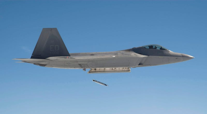 Everyone Who Wanted More F-22s Is Being Proven Right