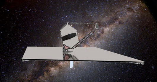 New Space Telescope, 40 Times The Power Of Hubble, To Unlock Astronomy's Future