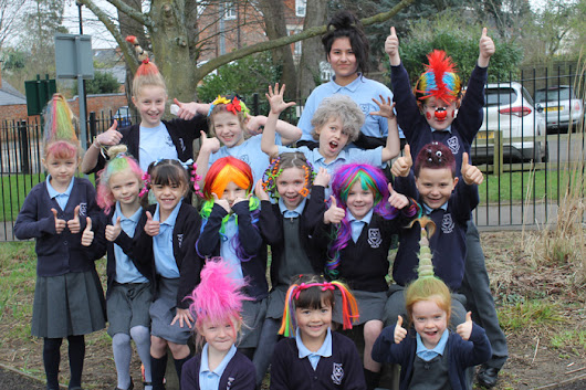 Children Have Comic Fun on Red Nose Day - Henley Herald News