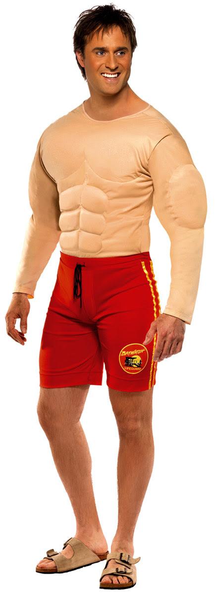 baywatch lifeguard costume  36584  fancy dress ball