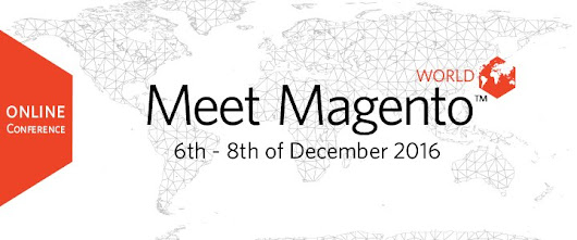 "Meet Magento on Twitter: ""Meet Magento World. The last of a great year. And we are planning to go out with a bang! Are you in? #MM16WORLD """