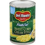 Del Monte Cream Style Sweet Corn - 14.75 oz can