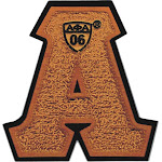 """Alpha Phi Alpha Letter Shield Chenille Sew-On Patch [Gold - 5.75""""W x 5.5""""T]"""
