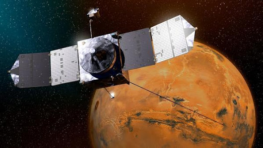 How did Mars lose so much of its atmosphere? MAVEN has an answer