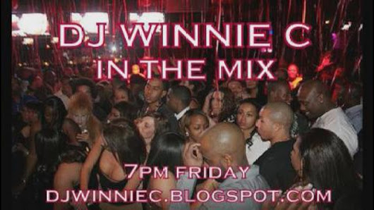 DJ WINNIE C IN THE MIX SOMETHING FOR THE STEPPERS #157 PT 1