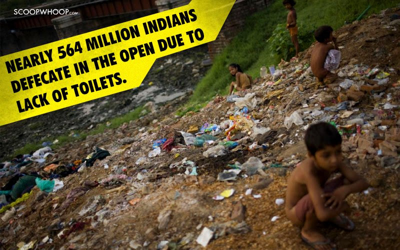 India, Not Nigeria, Is The Worlds Capital Of Open Defecation