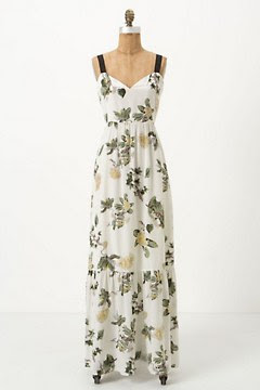 Hortensia Maxi Dress