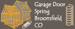 Garage Door Spring Broomfield Logo