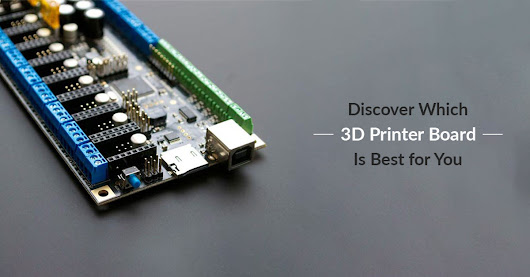 5 Interesting 3D printer Controller Boards to Check out!