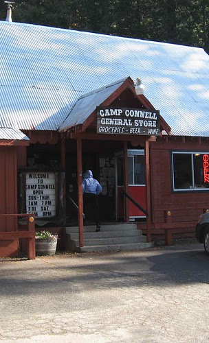 Camp Connell store