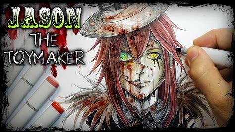 jason  toymaker horror story creepypasta anime