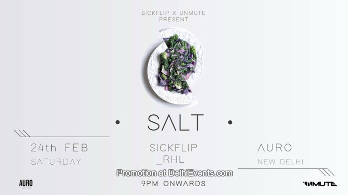 SALT 001 SickFlip _RHL Auro Kitchen Bar Creative