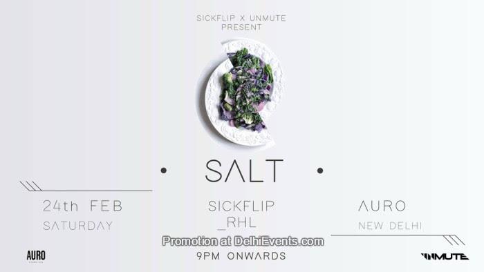 SALT 001 SickFlip _RHL Auro Kitchen Bar Creative