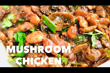 Healthy Chicken Recipes Mushroom