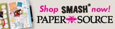 SMASH at Paper Source