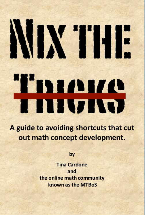 Nix the Tricks