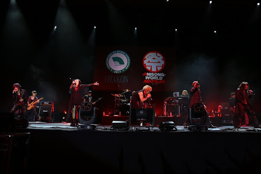 JAM Project and T.M.Revolution bring Anisong World Matsuri to Washington, D.C. | Selective Hearing