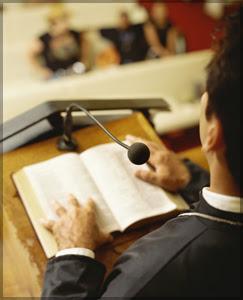 Resultado de imagen para behind pulpit